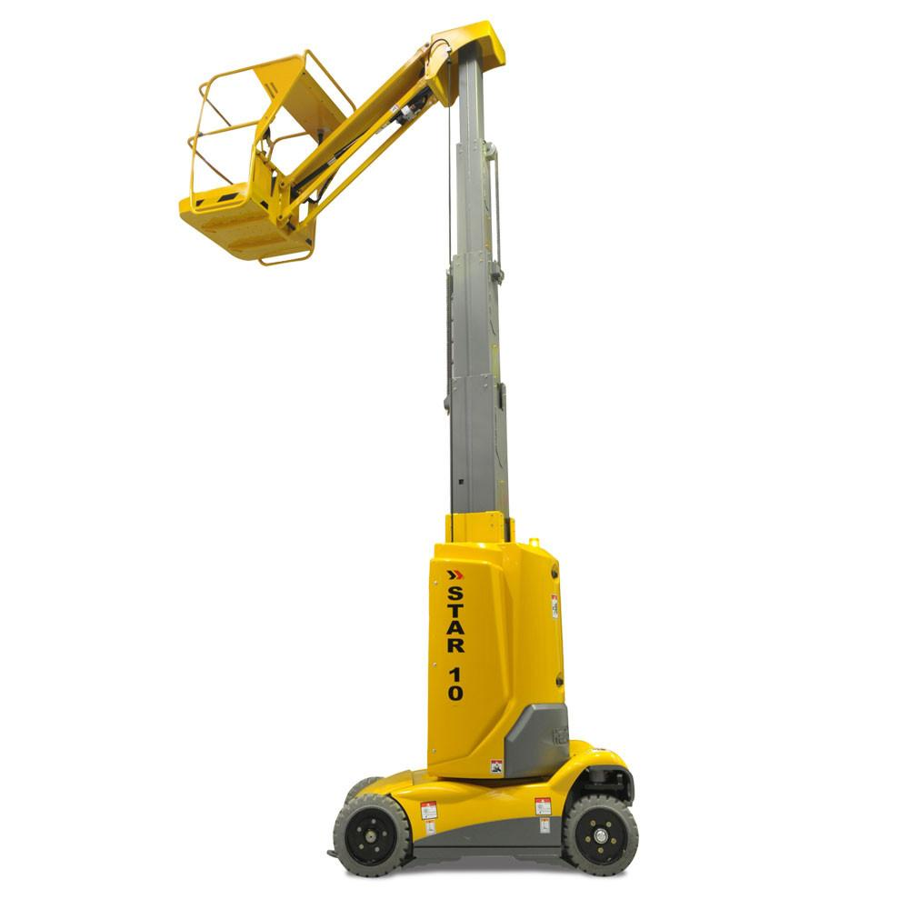 Home / Product / Vertical man lift - 8m (26ft) Electric Haulotte