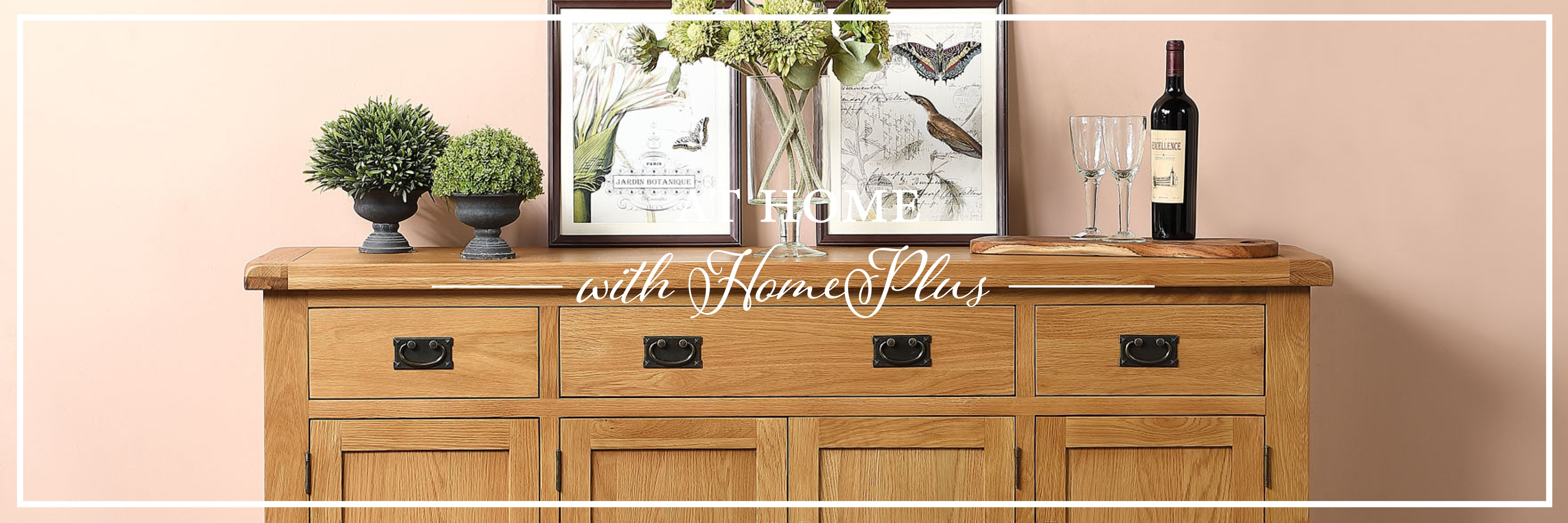 At Home with HomePlus Blog   8 Tips On Caring For Oak Furniture