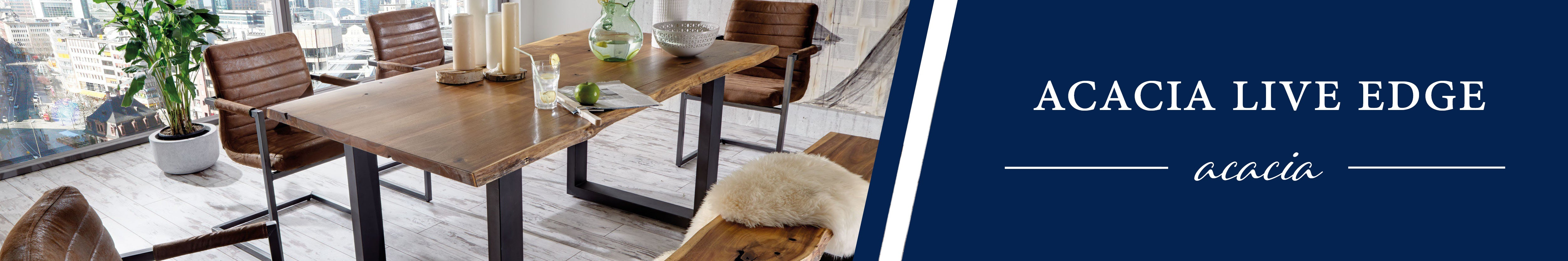 HomePlus Furniture | Acacai Live Edge Collection