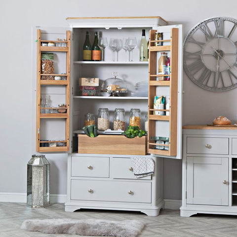 At Home with HomePlus Blog | 4 of the Best Pantry and Kitchen Storage Ideas