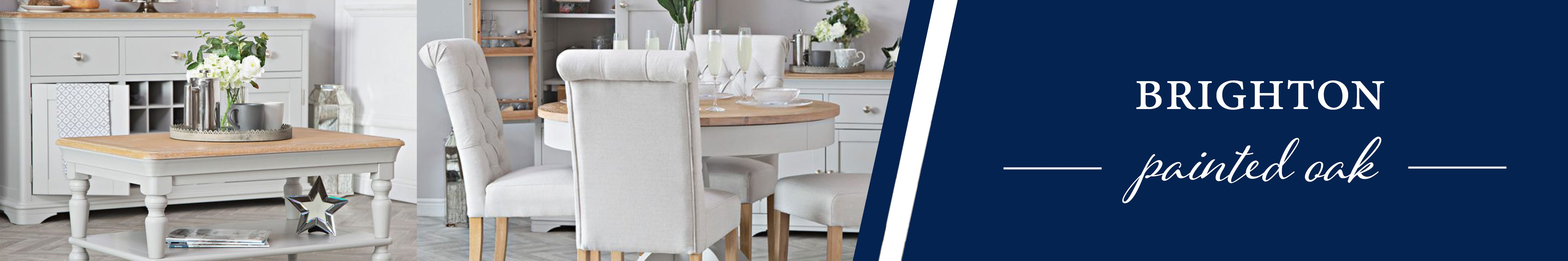 HomePlus Furniture | Brighton Painted Collection