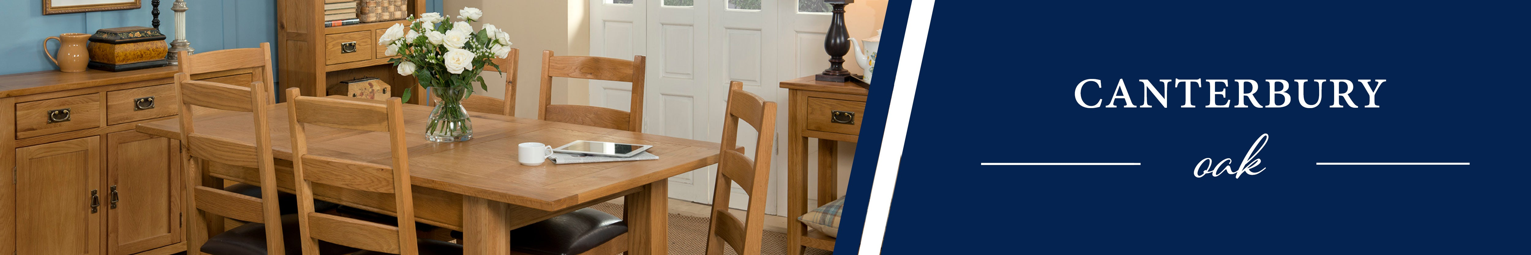 HomePlus Furniture | Canterbury Oak Collection