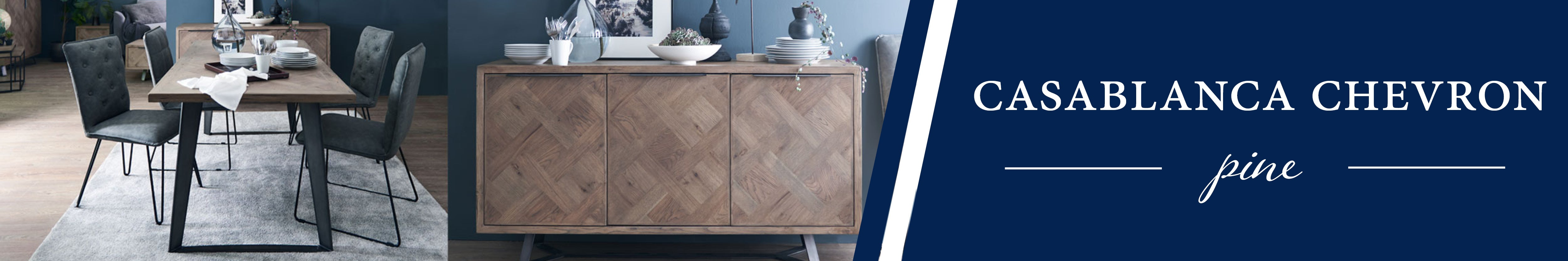 HomePlus Furniture | Casablanca Chevron Collection