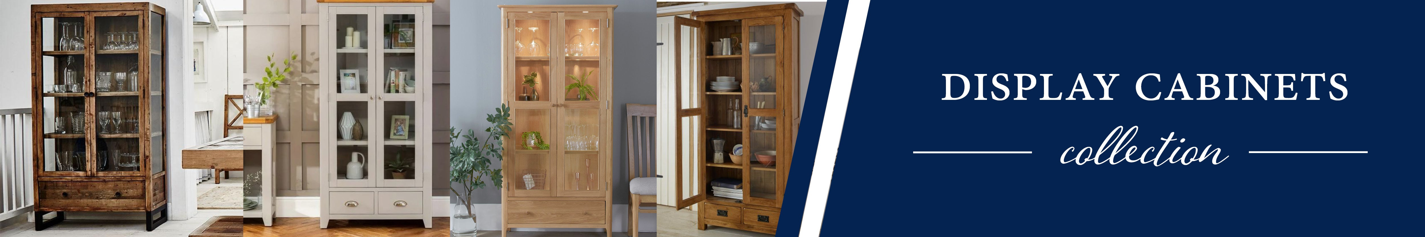 HomePlus Furniture | Display Cabinet Collection