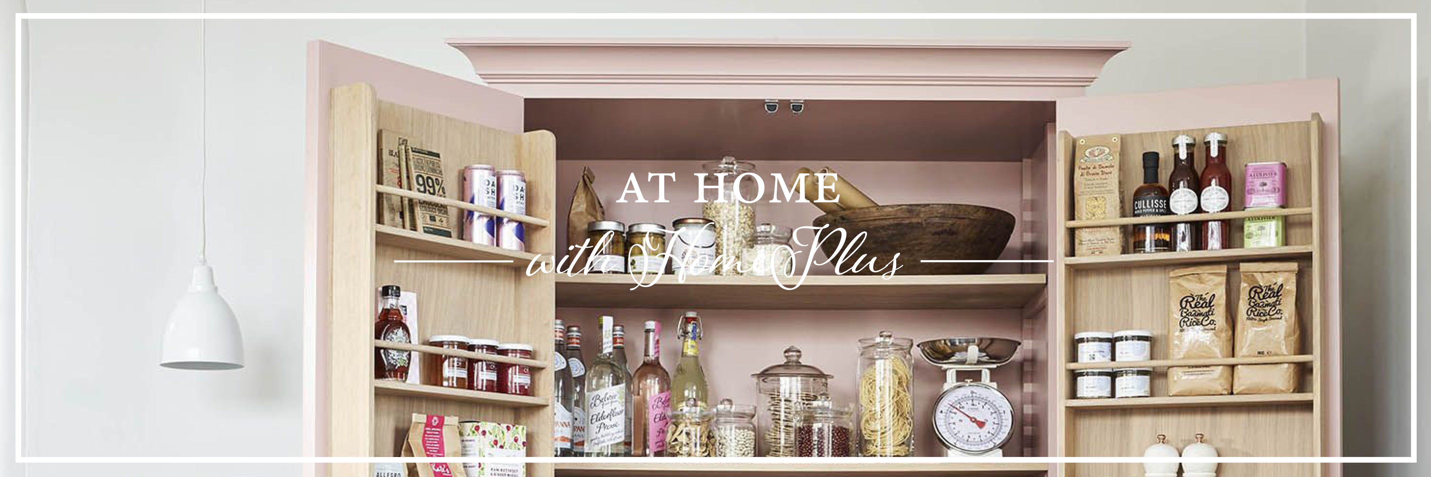 At Home with HomePlus Blog | Four of the Best Pantry and Kitchen Storage Ideas