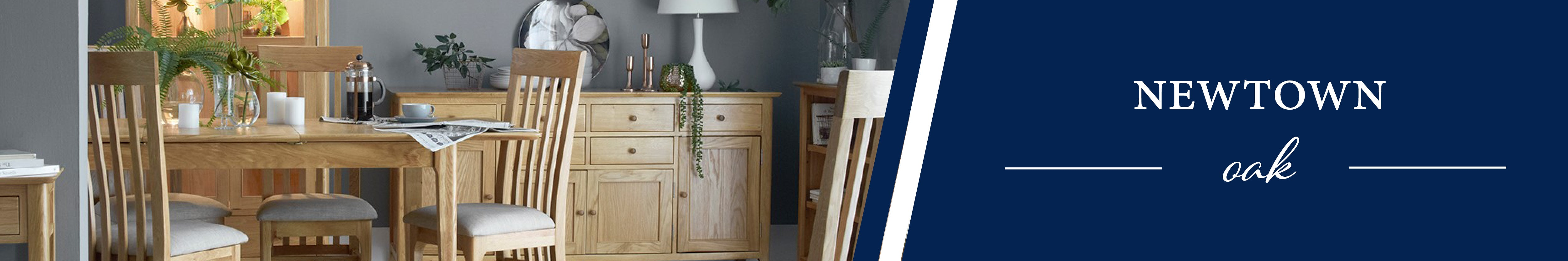HomePlus Furniture | Newtown Oak Collection