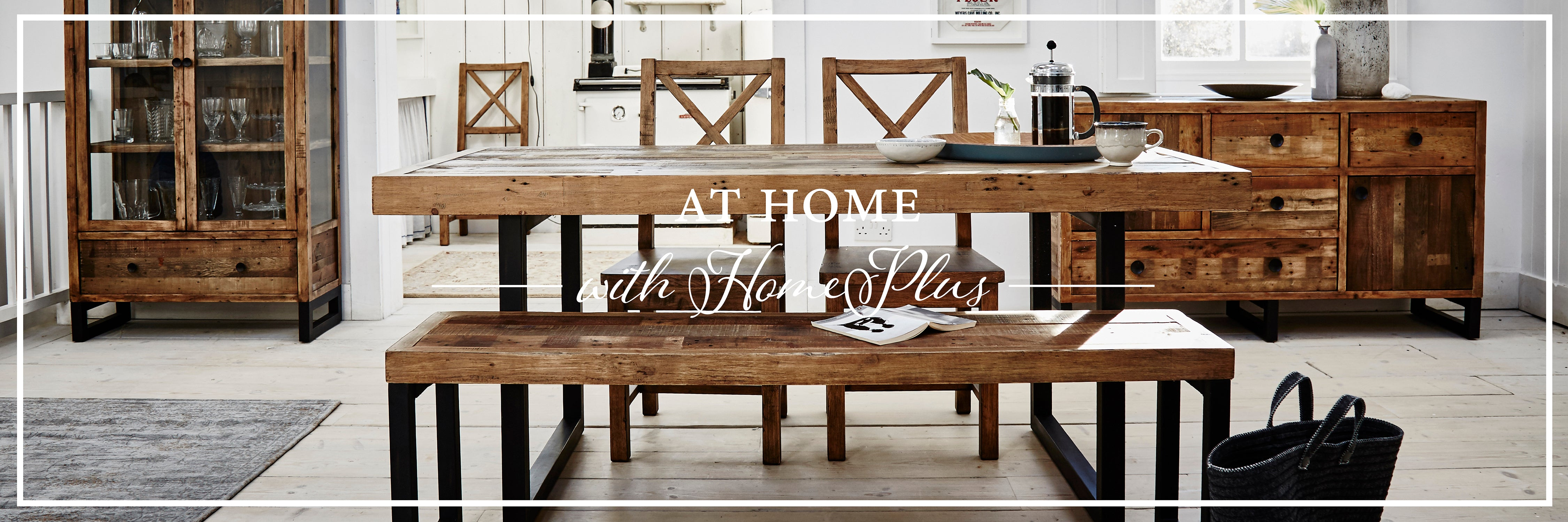 At Home With HomePlus Blog | The Ultimate Buyers Guide To Dining Room Sets