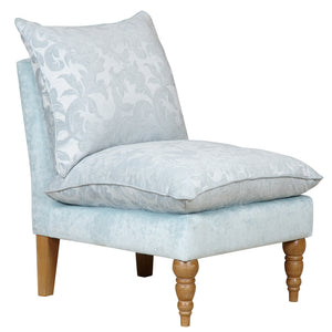 Clarence Accent Chair - Duck Egg
