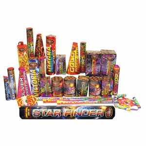 HomePlus Furniture Fireworks Party Selection Box