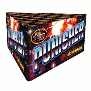 HomePlus Furniture Fireworks The Punisher Barrage