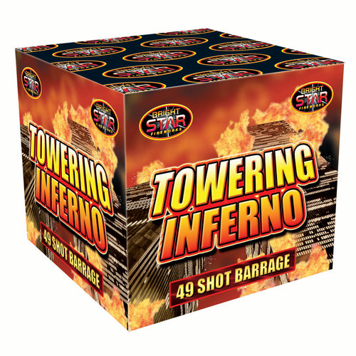 HomePlus Furniture Fireworks Towering Inferno Barrage