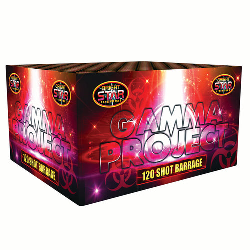 HomePlus Furniture Fireworks The Gamma Project Barrage