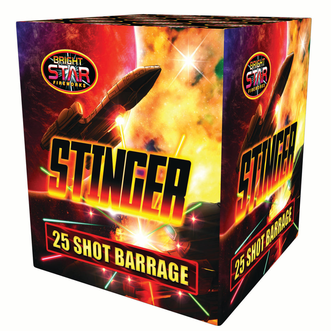 HomePlus Furniture Fireworks The Stinger Barrage