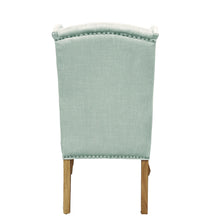Teresa Dining Chair | Duck Egg - HomePlus Furniture