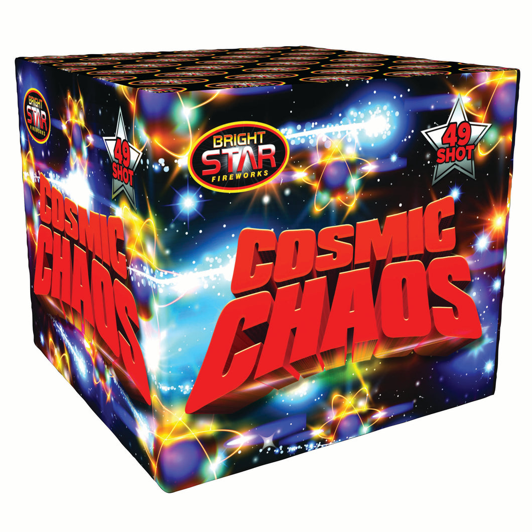 HomePlus Furniture Fireworks Cosmic Chaos Barrage