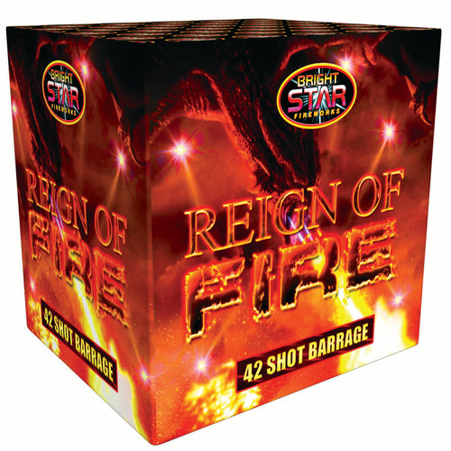 HomePlus Furniture Fireworks Reign Of Fire Barrage