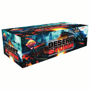 HomePlus Furniture Fireworks Desert Storm Crate Selection Box