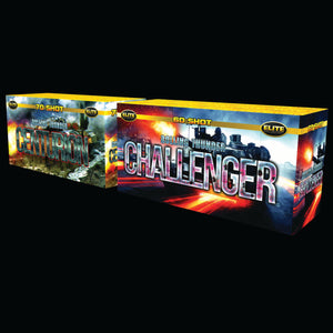 HomePlus Furniture Fireworks Rolling Thunder Barrage Set