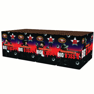 HomePlus Furniture Fireworks Underworld Big Boss 1, 2, 3 & 4 Barrage Set