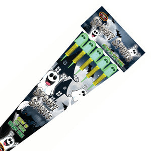 Spooky Spirits Rockets - HomePlus Furniture