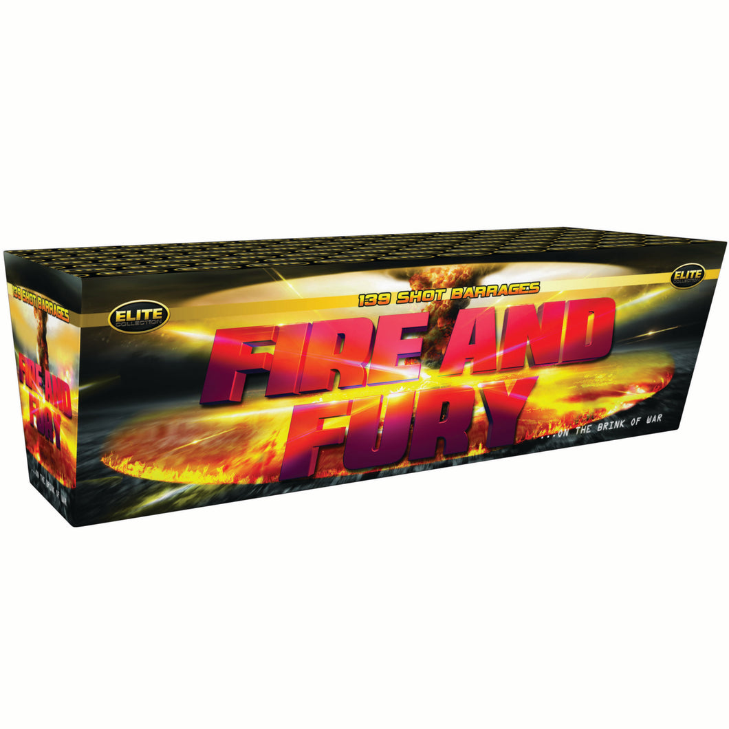 HomePlus Furniture Fireworks Fire And Fury Compound Barrage