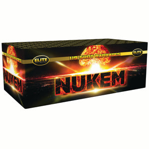 HomePlus Furniture Fireworks Nukem Compound Barrage