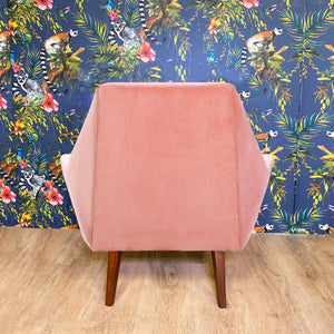 Rose Armchair | Coral