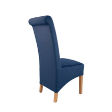 London Velvet Dining Chair - Navy - HomePlus Furniture - HomePlus Furniture