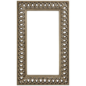 Lancaster Mirror | Antique Pewter - HomePlus Furniture