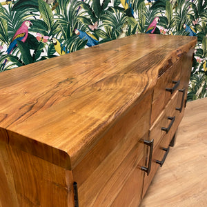 Acacia Live Edge Large Sideboard