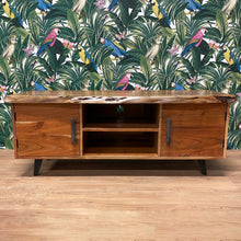 Acacia Live Edge Large TV Unit
