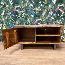 Acacia Live Edge Small TV Unit
