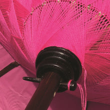 Balinese Sun Umbrella Parasol | Pink - HomePlus Furniture