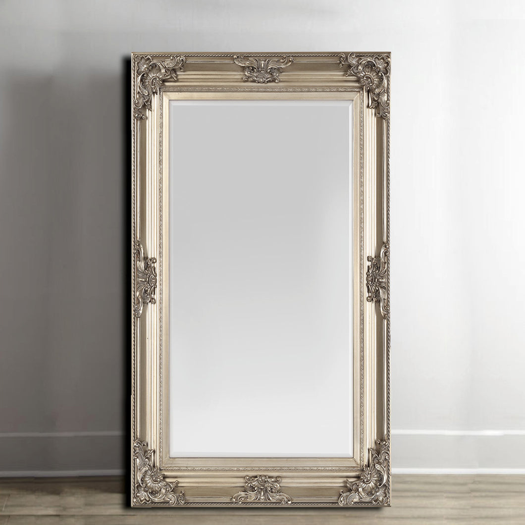 Beaumont Large Mirror | Champagne - HomePlus Furniture