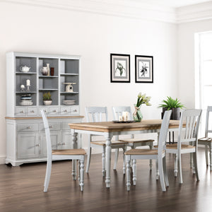 Brighton Grey Painted Dining Chair