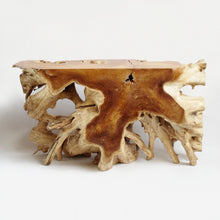 Teak Root Console Table | Without Glass - HomePlus Furniture