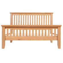 Canterbury Oak 5ft Kingsize Bed - Canterbury Oak - HomePlus Furniture