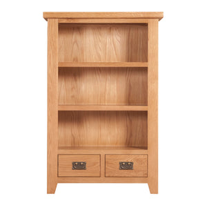 Canterbury Oak Medium Bookcase (1.2 m)