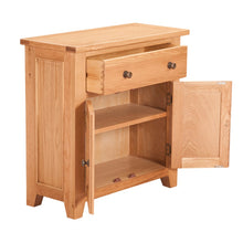 Waxed Canterbury Oak Mini Sideboard
