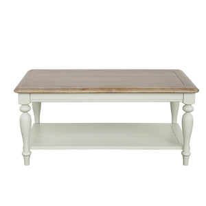 Charlotte Light Coffee Table
