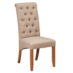 Ella Dining Chair | Natural - HomePlus Furniture