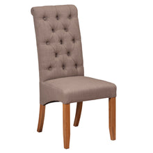 Ella Dining Chair | Putty - HomePlus Furniture