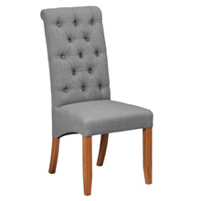 Ella Dining Chair - Grey