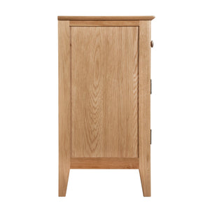 Hansen Oak 3 Door Sideboard - Hansen - HomePlus Furniture