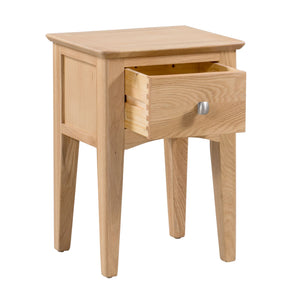 Hansen Oak Side Table - HomePlus Furniture