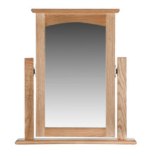Hansen Oak Mirror