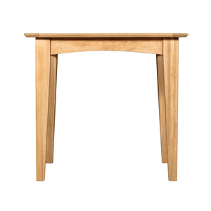 Hansen Oak Dining Table - HomePlus Furniture