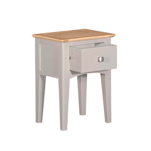 Eva Shaker Oak Side Table - HomePlus Furniture