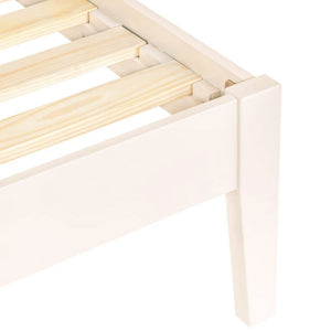 Eva Shaker Oak 5ft Kingsize Bed - HomePlus Furniture