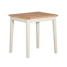 Eva Shaker Oak Lamp Table Clunch